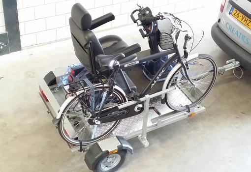 Recreaties Scootwagen