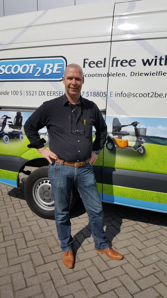 Paul van Vroenhoven Scoot2be