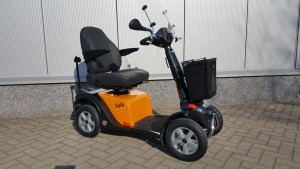 scootmobiel life & mobility solo 4 scoot2be tour