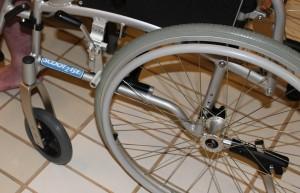 rolstoel Excel G-Lite Pro Recline
