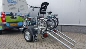 aanhanger Trike Trailer