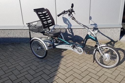 Van raam easy rider elektrisch 2012