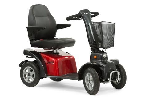 Mezzo 4-rood-3D-luxe
